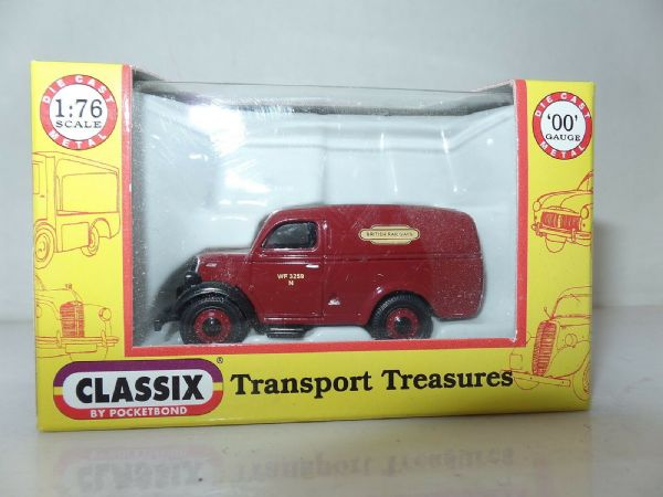 Classix EM76624 1/76 OO Scale Ford Thames E83W Van British Railways WF 3259 N